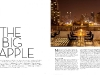 NYC Travel Guide in First Class Magazine, 2013